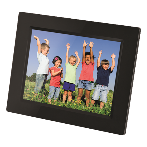 SDF 831 B Digital Photo Frame
